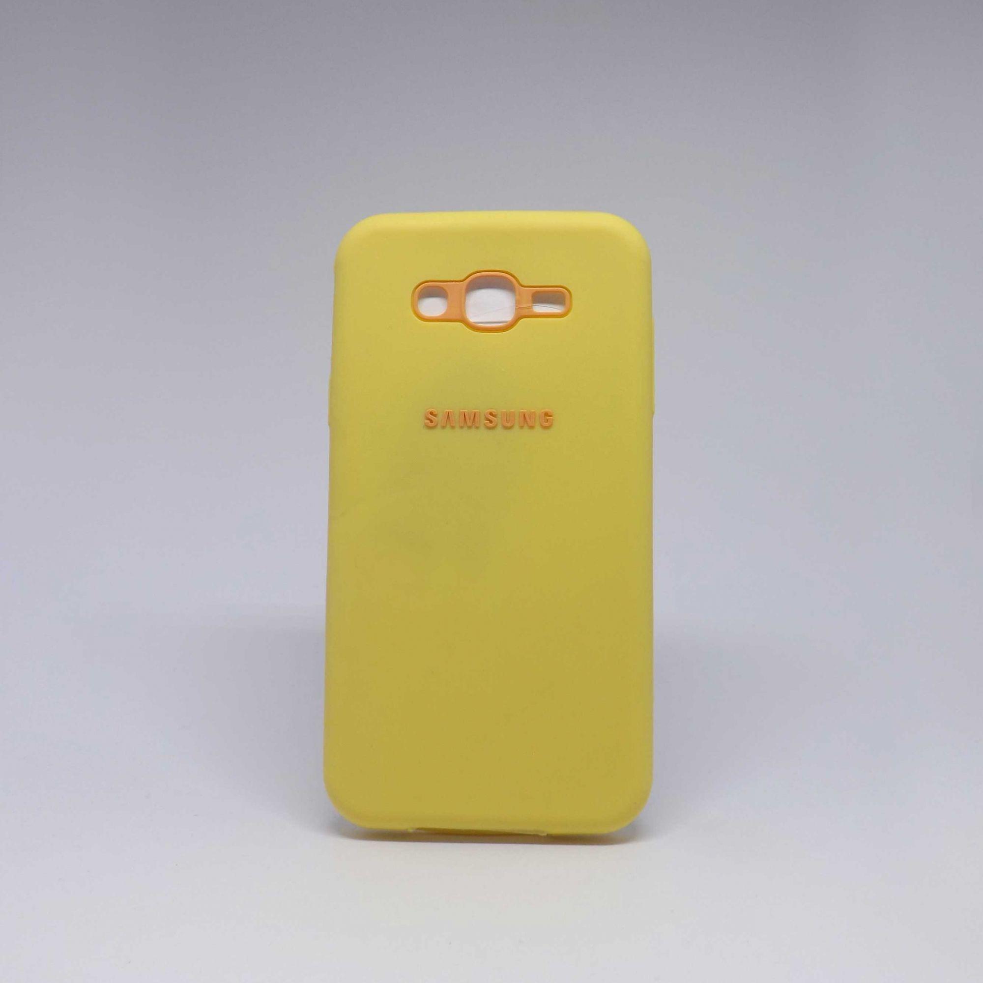 Capa Samsung Galaxy J7 Borracha