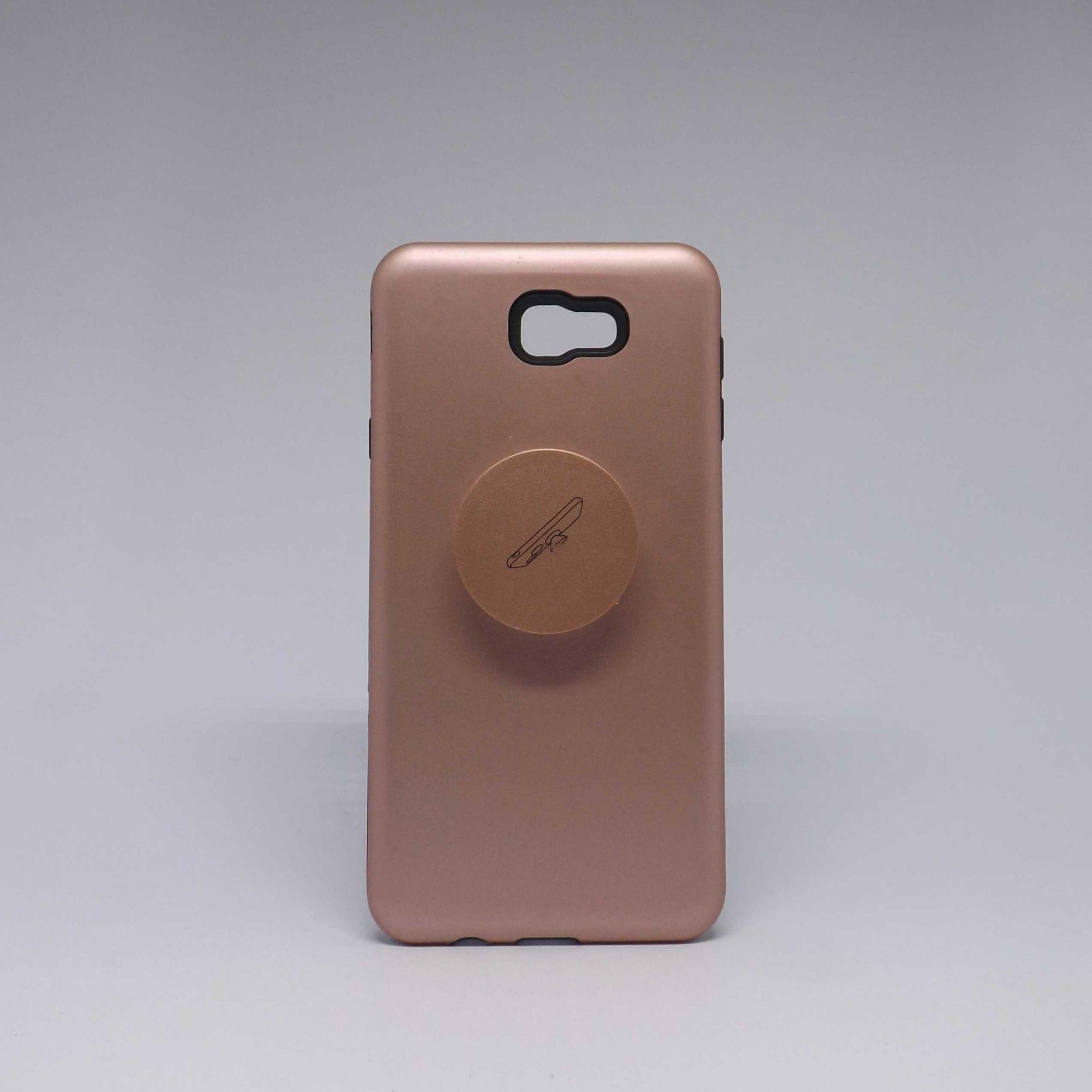 Capa Samsung Galaxy J7 Prime Antiqueda com Pop Case