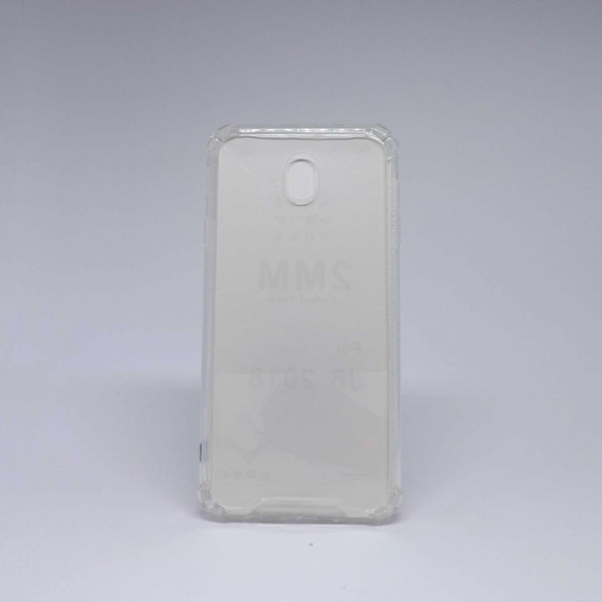 Capa Samsung Galaxy J7 Pro Antiqueda Transparente