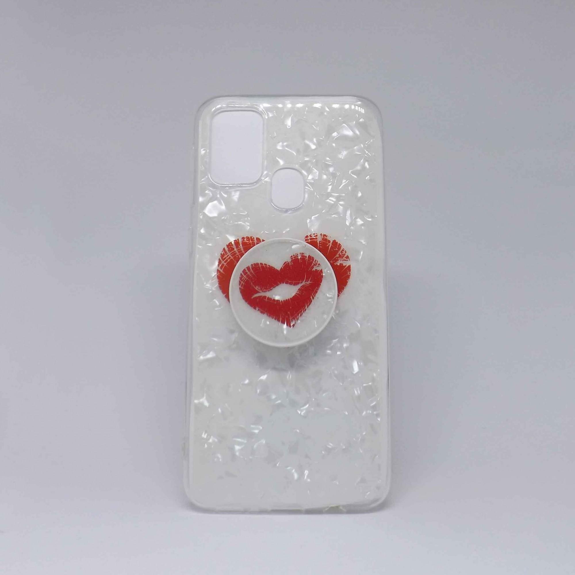 Capa Samsung Galaxy M31 Antiqueda Estampada Com Pop Case