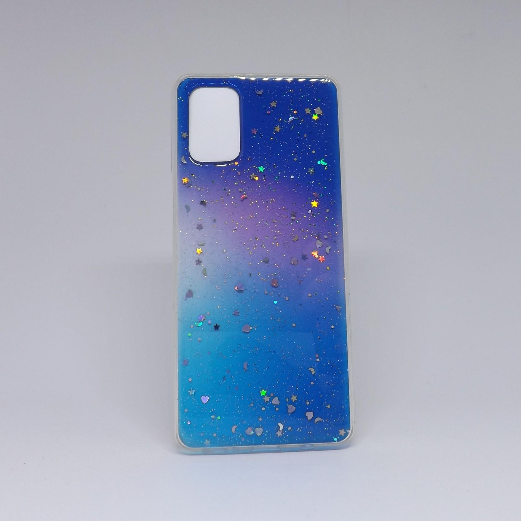 Capa Samsung Galaxy M31S Brilho Estampado