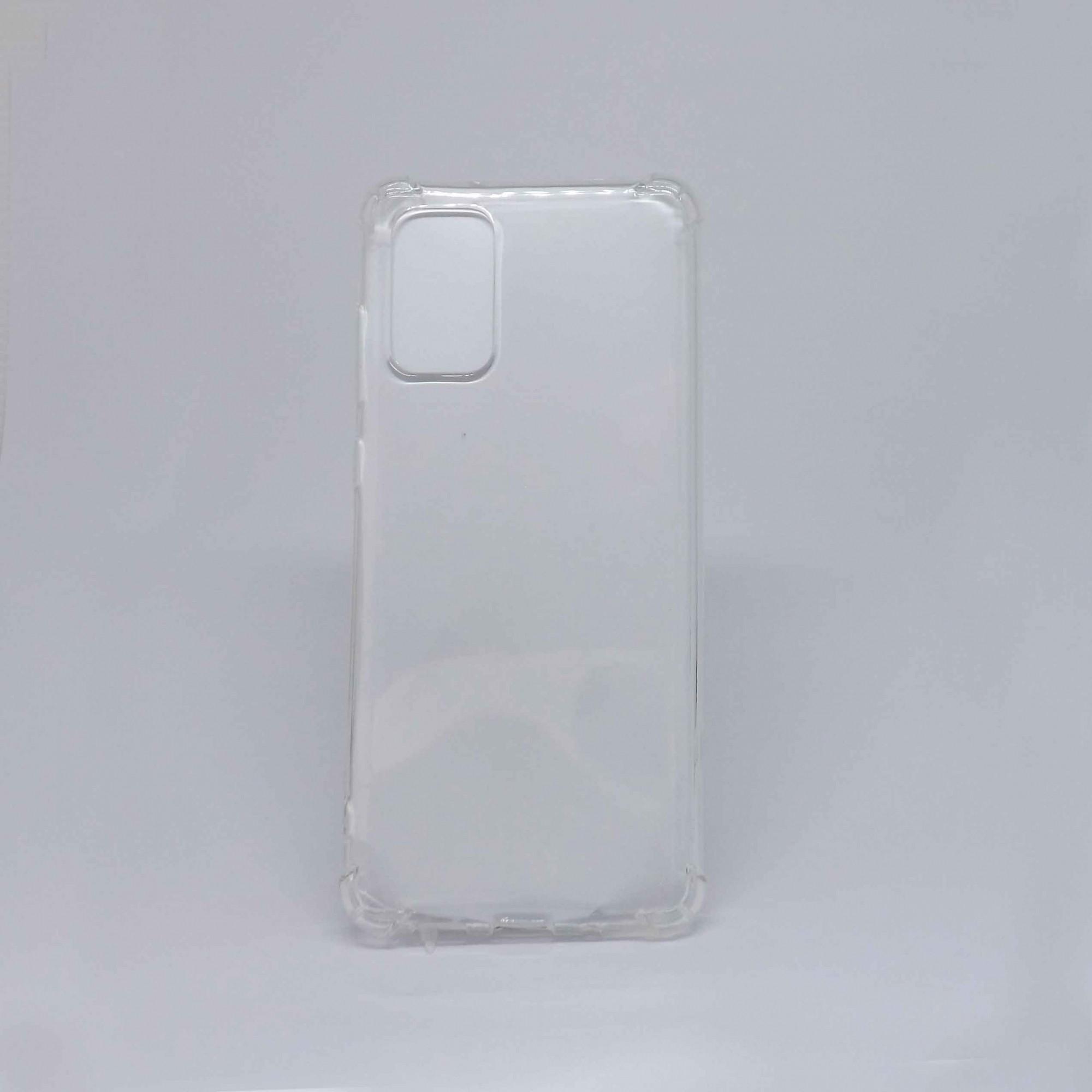 Capa Samsung Galaxy S20 Plus Antiqueda Transparente