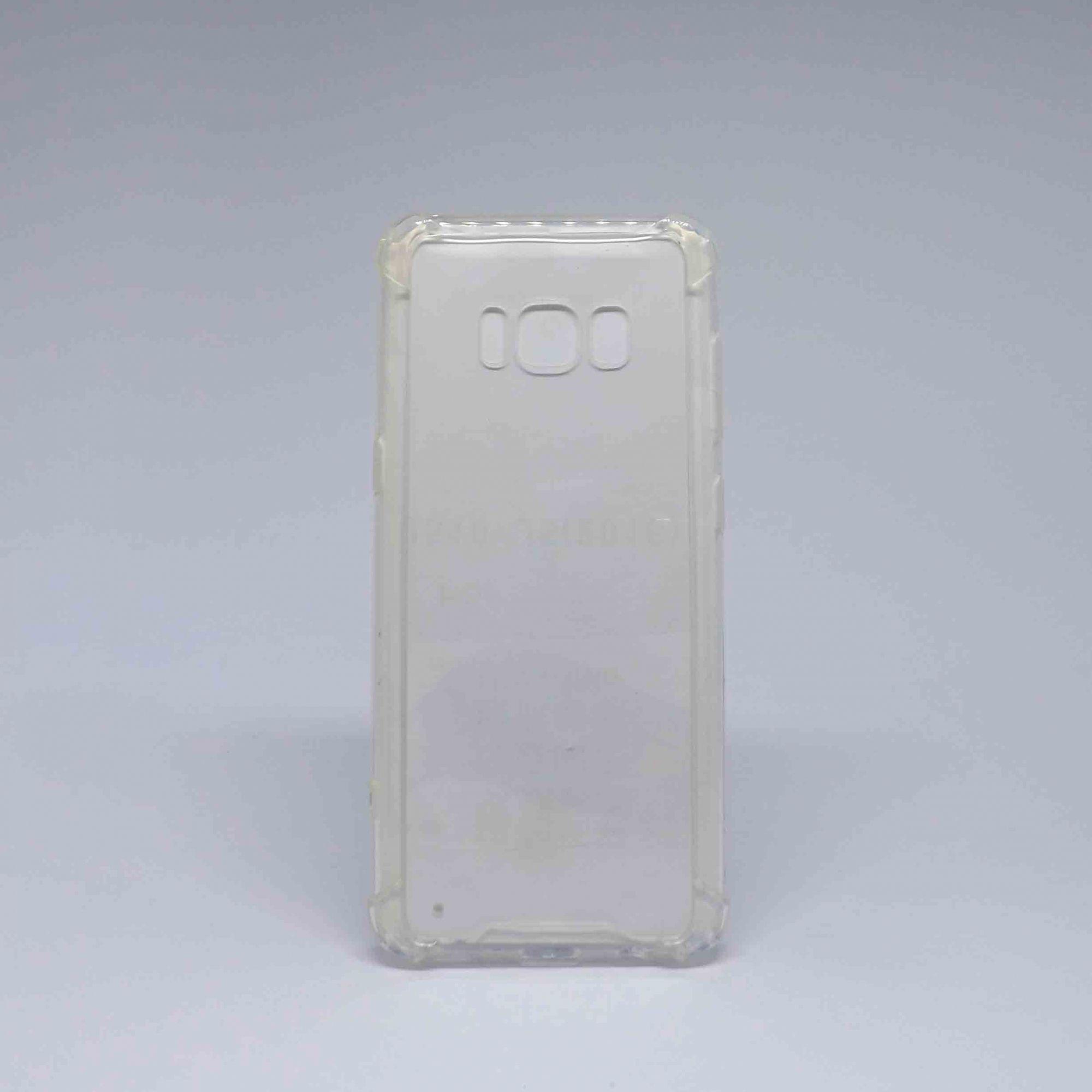 Capa Samsung Galaxy S8 Antiqueda Transparente
