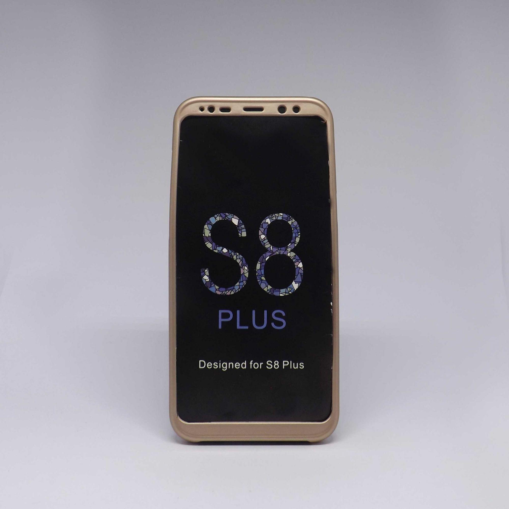 Capa Samsung Galaxy S8 Plus 360 (Frente e Verso)