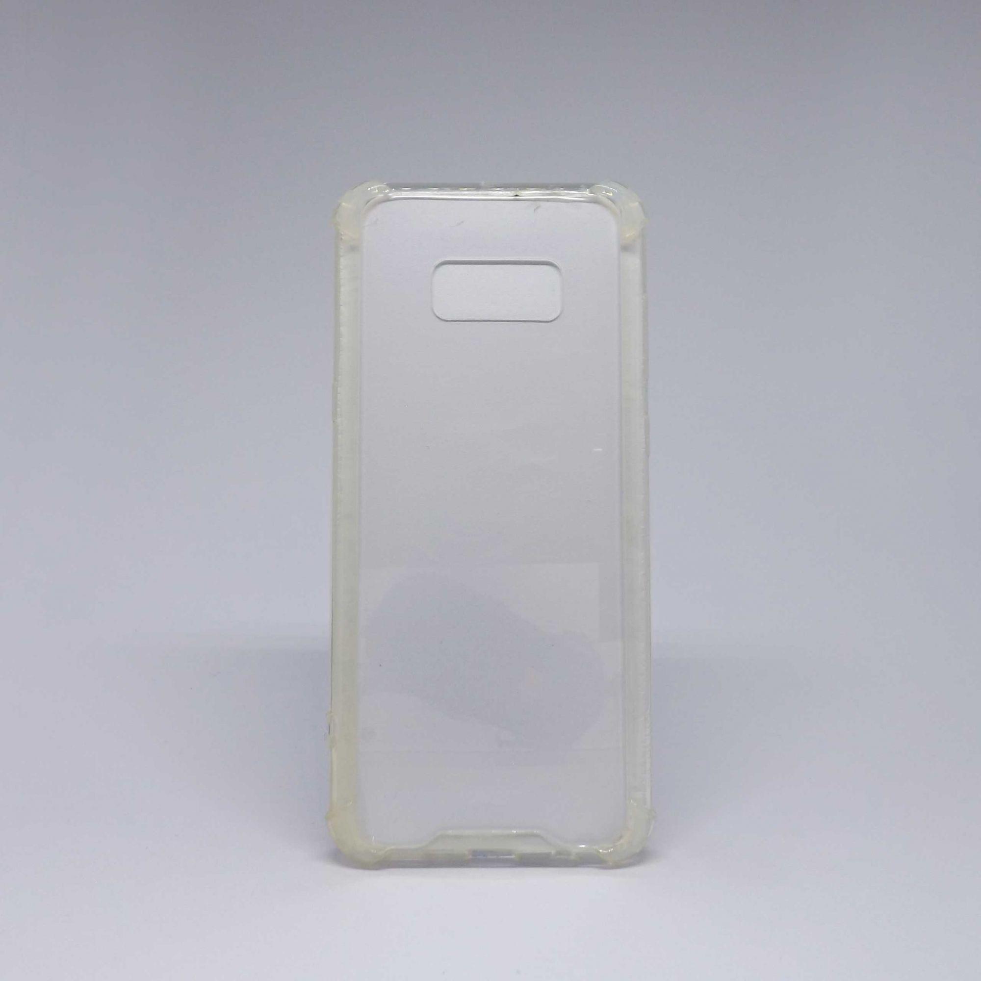 Capa Samsung Galaxy S8 Plus Antiqueda Transparente