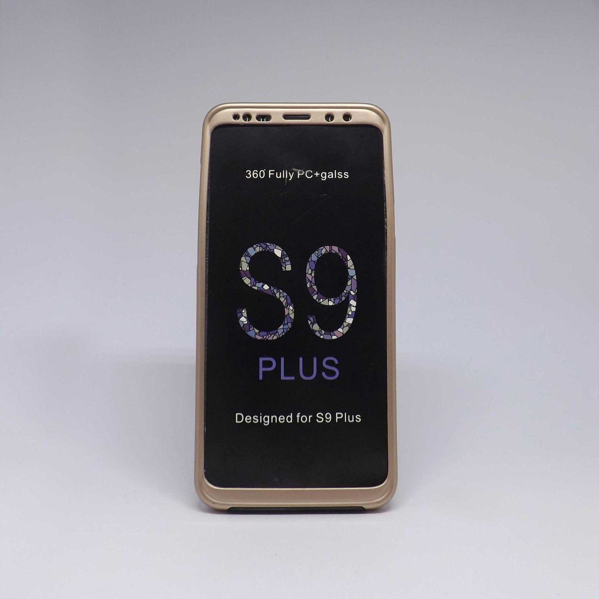 Capa Samsung Galaxy S9 Plus 360 (Frente e Verso)