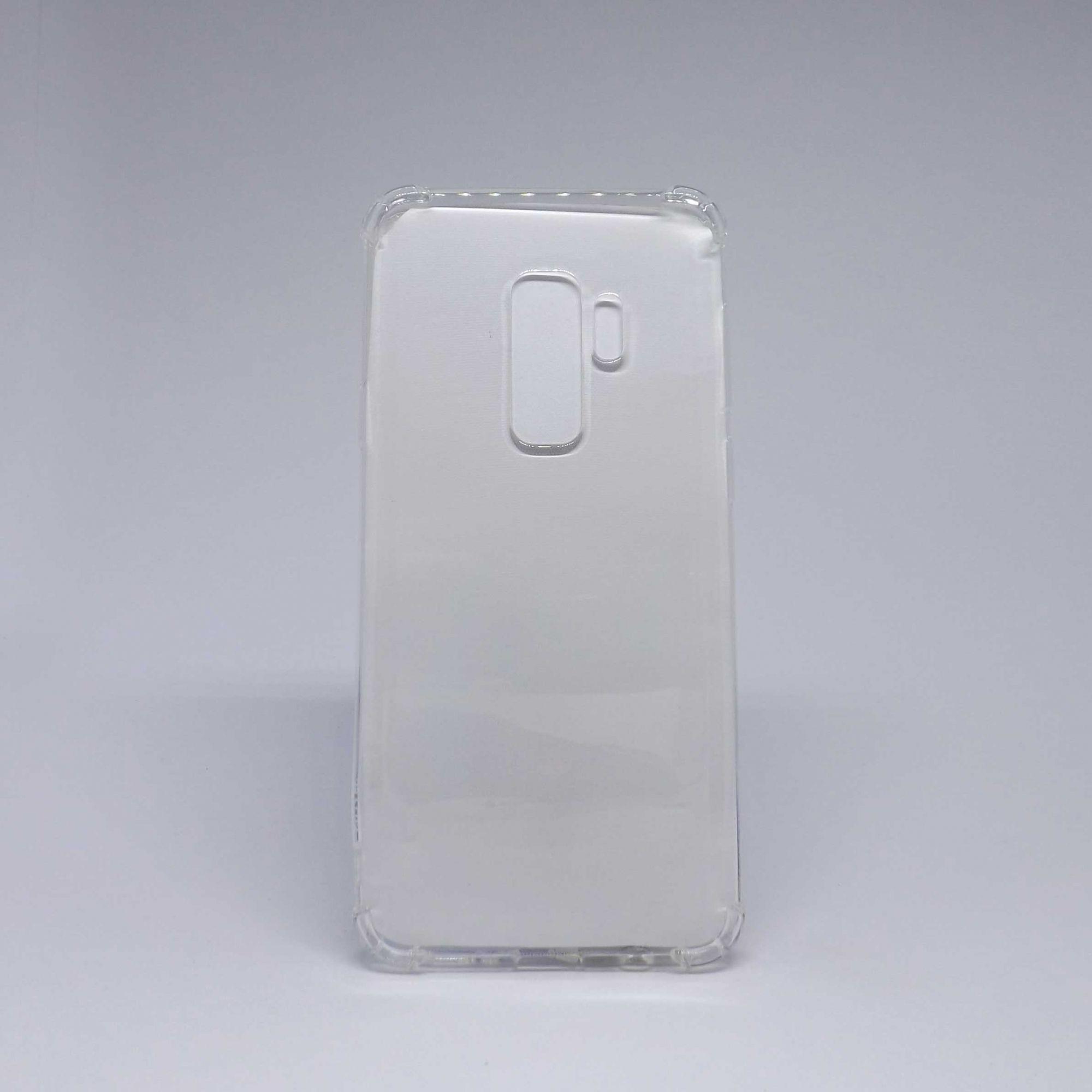 Capa Samsung Galaxy S9 Plus Antiqueda Transparente