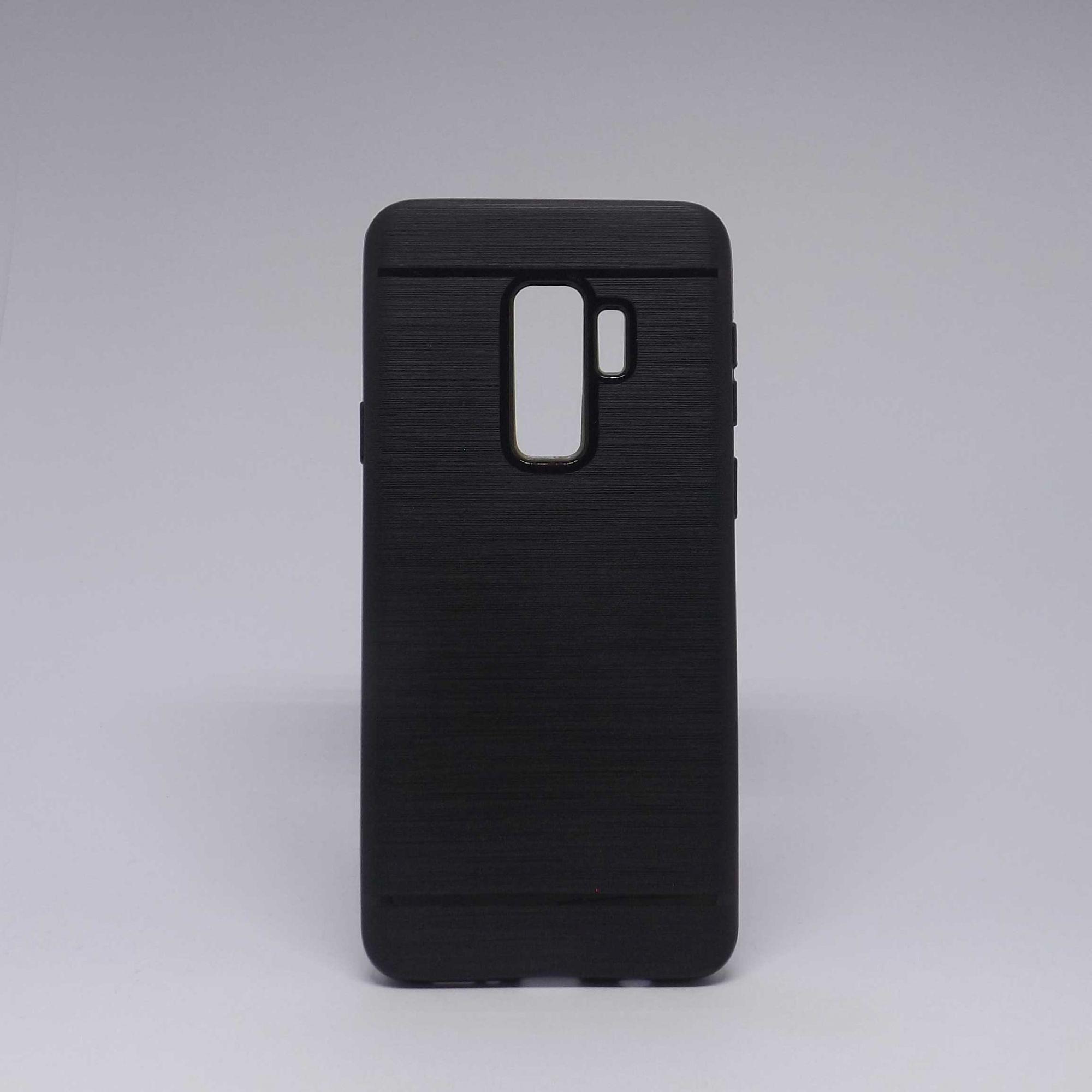 Capa Samsung Galaxy S9 Plus Preta Molinha