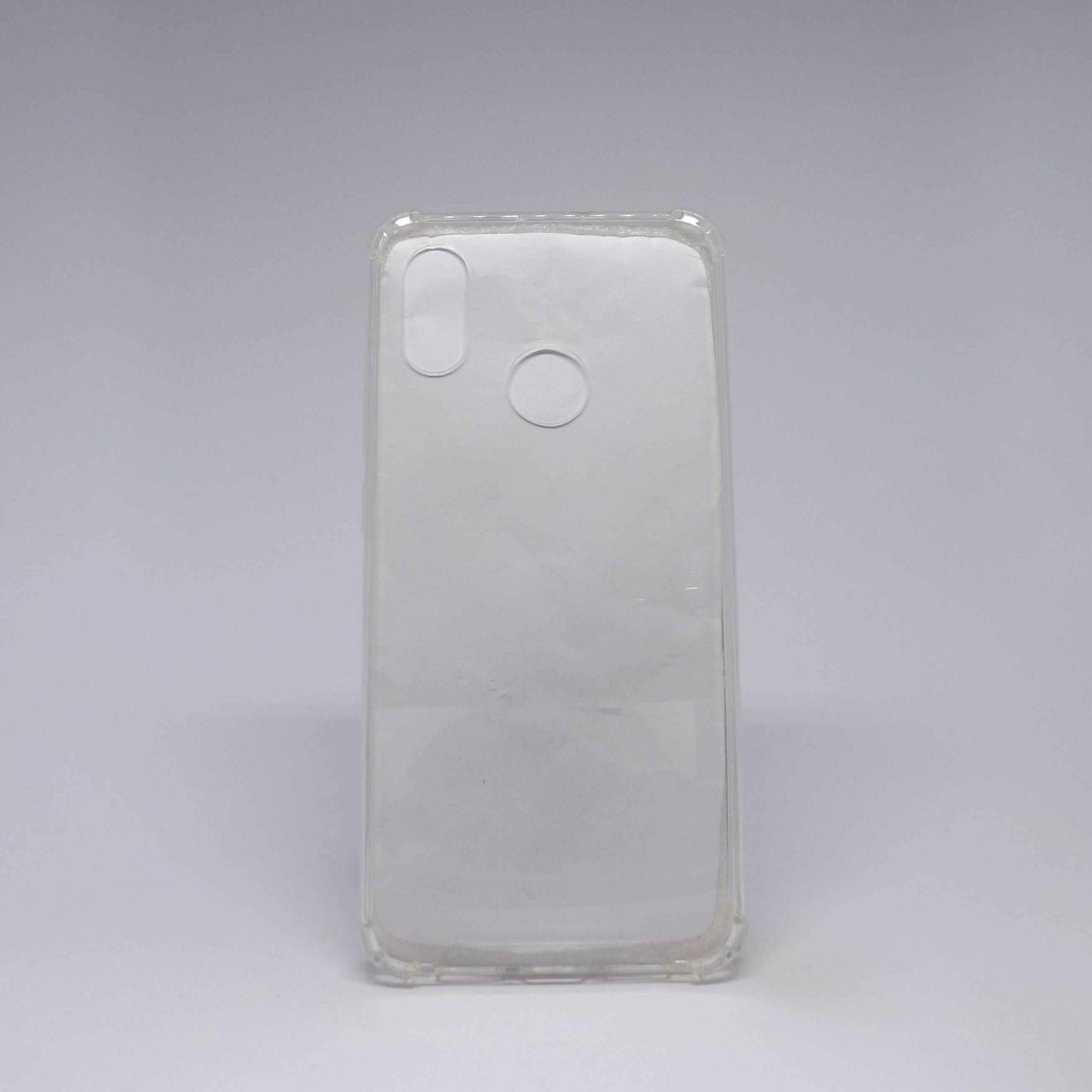 Capa Xiaomi Mi 8 Antiqueda Transparente