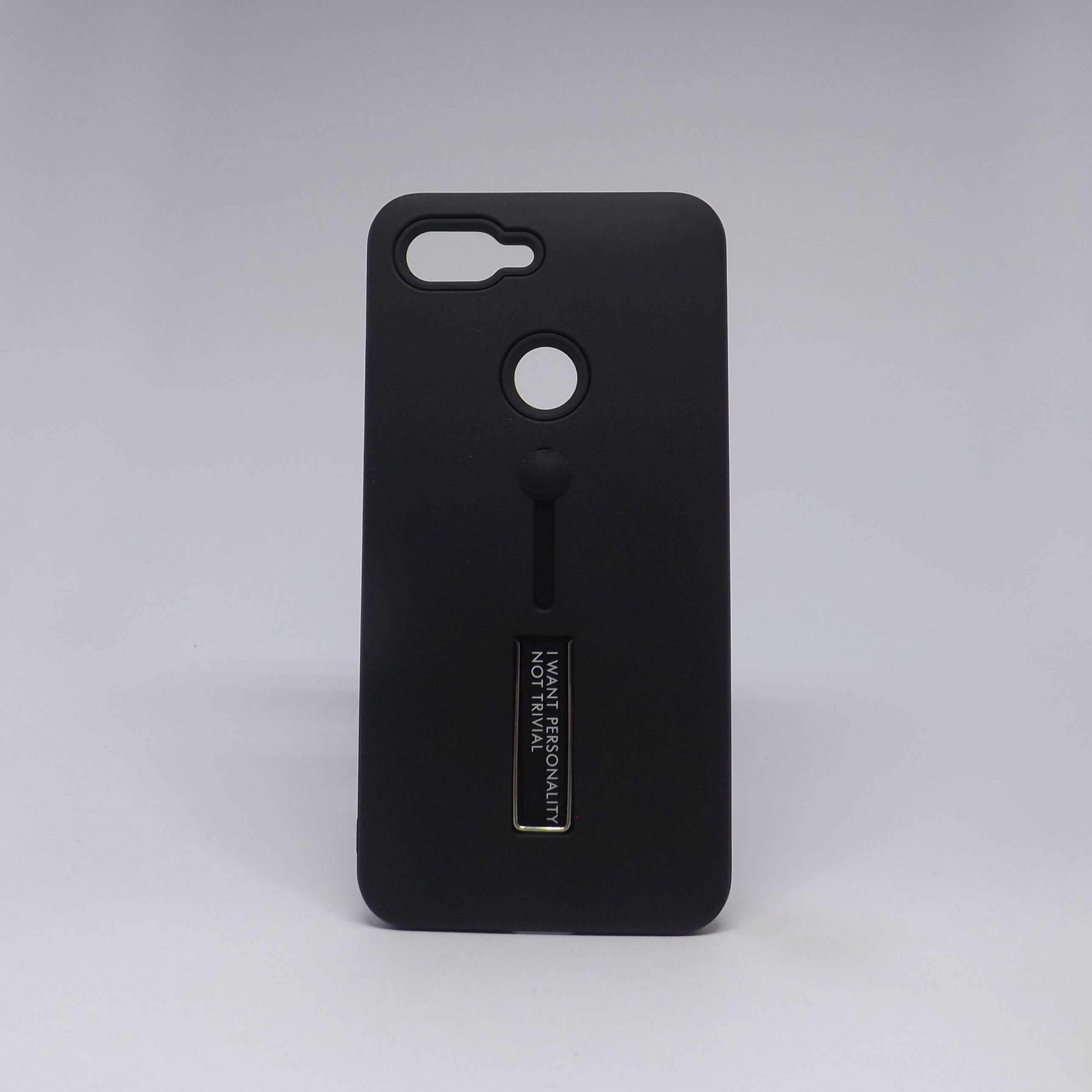 Capa Xiaomi Mi 8 Lite Antiqueda com Pop Case Metal