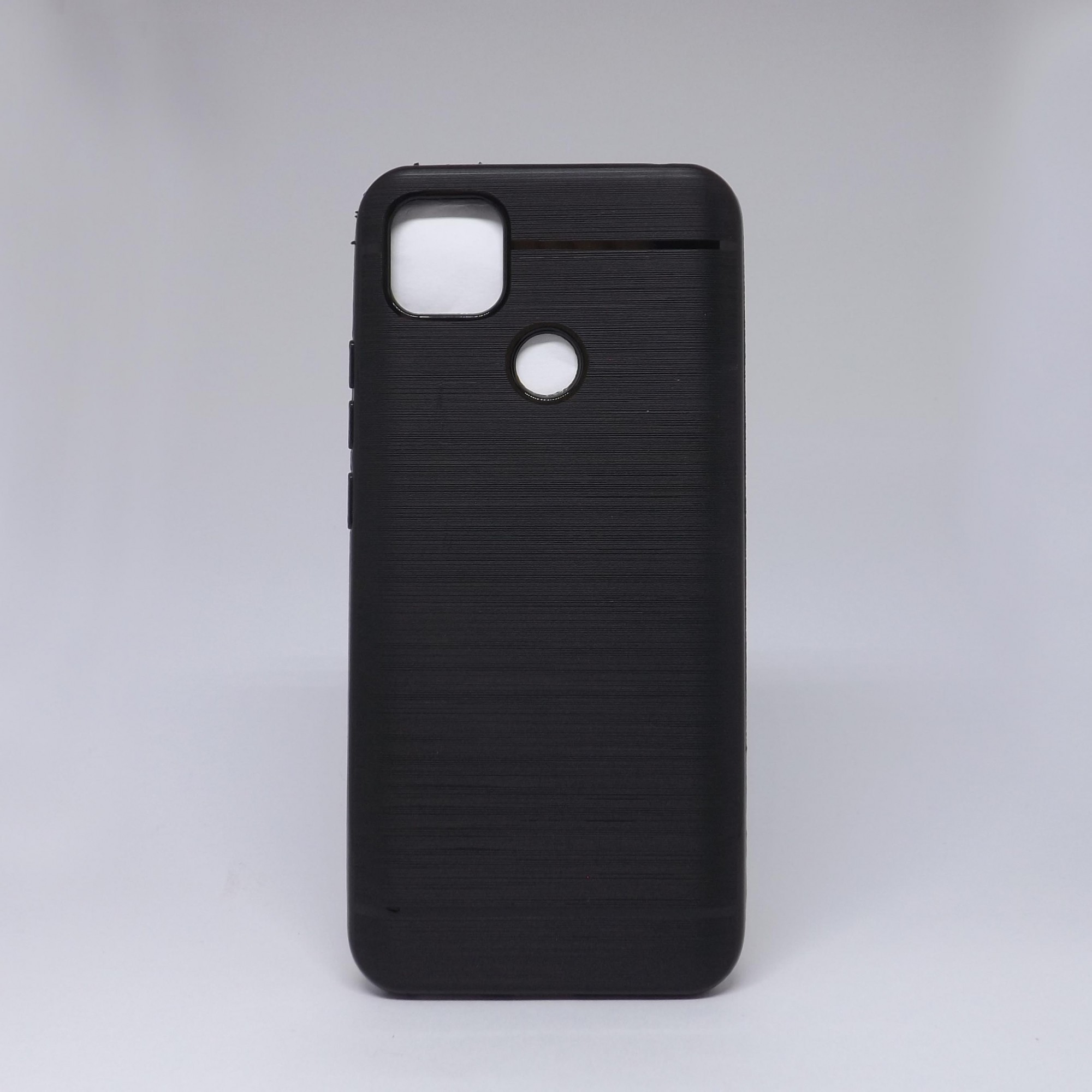 Capa Xiaomi Note 9C Preta Molinha