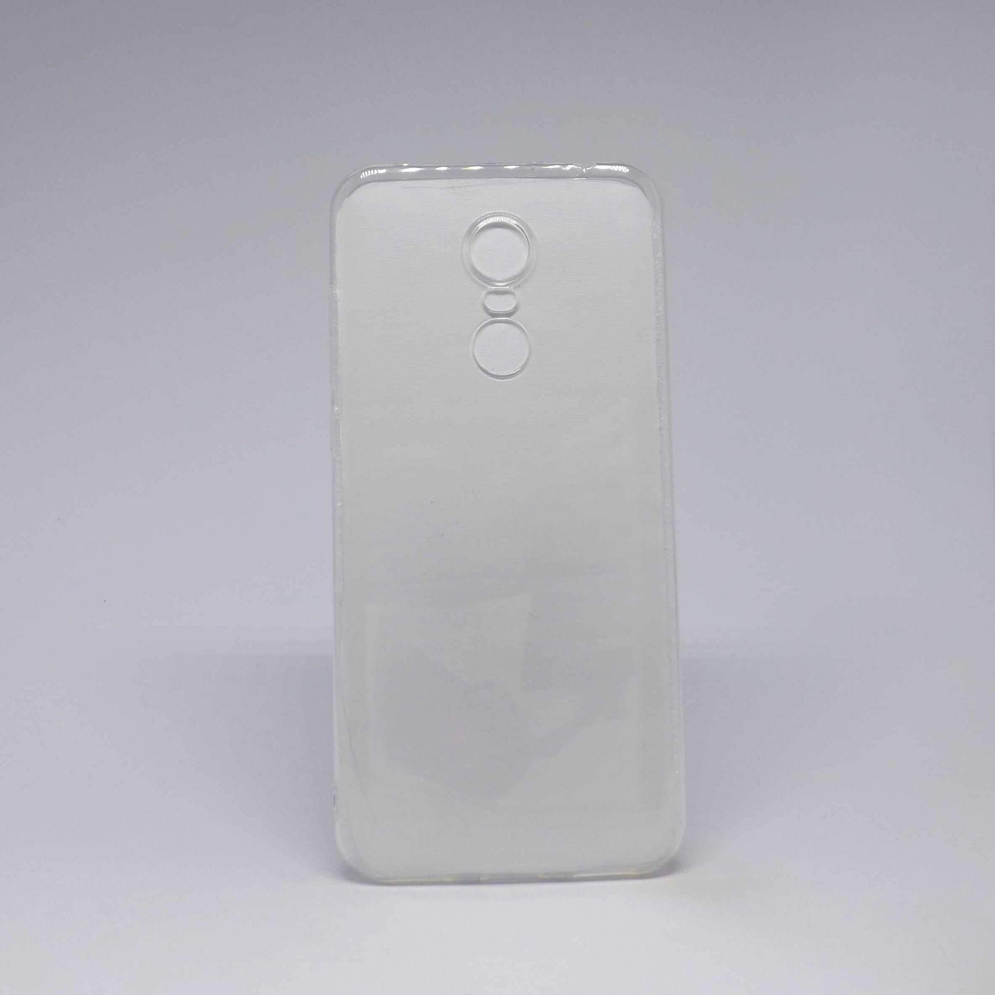 Capa Xiaomi Redmi 5 Plus Antiqueda Transparente