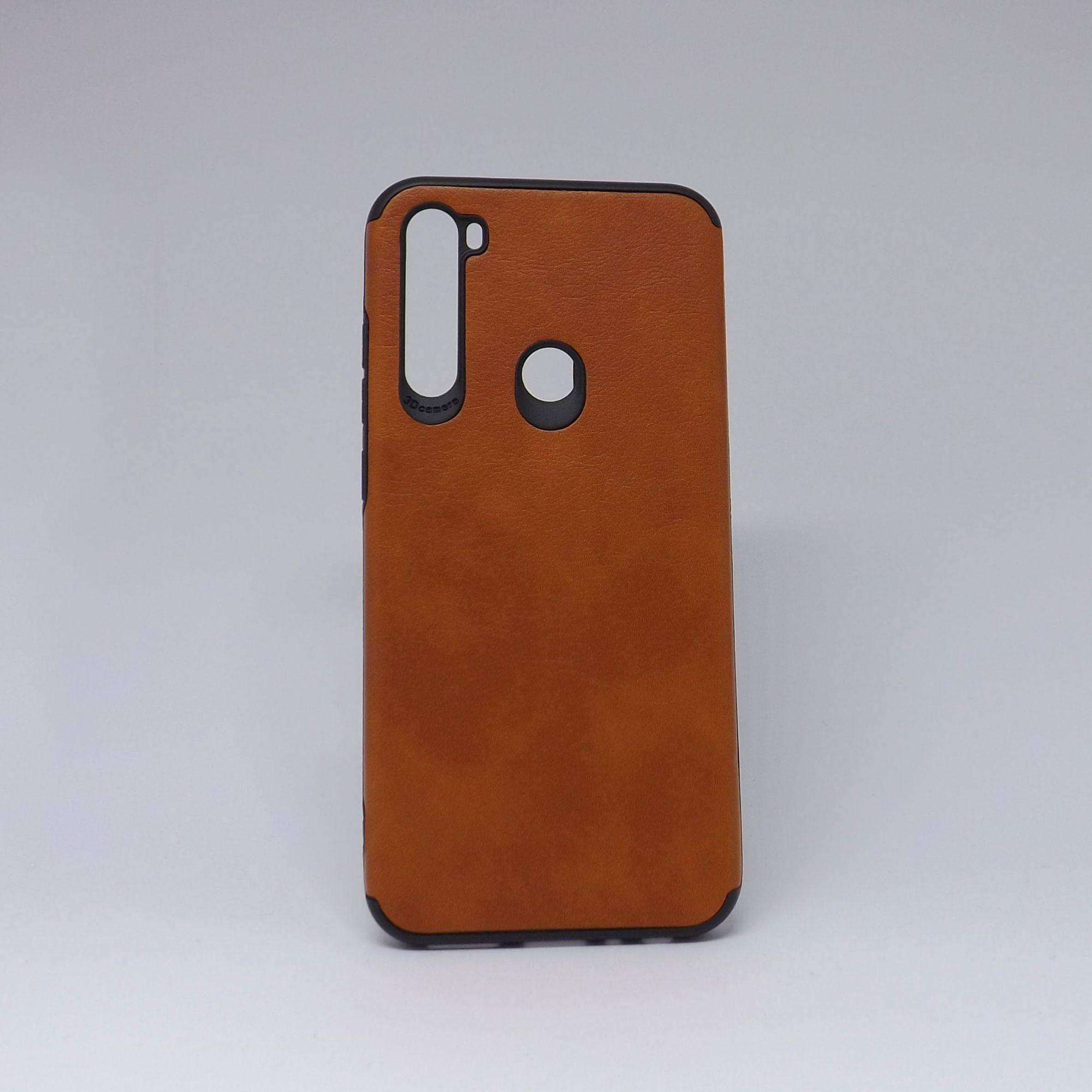 Capa Xiaomi Redmi Note 8T Couro