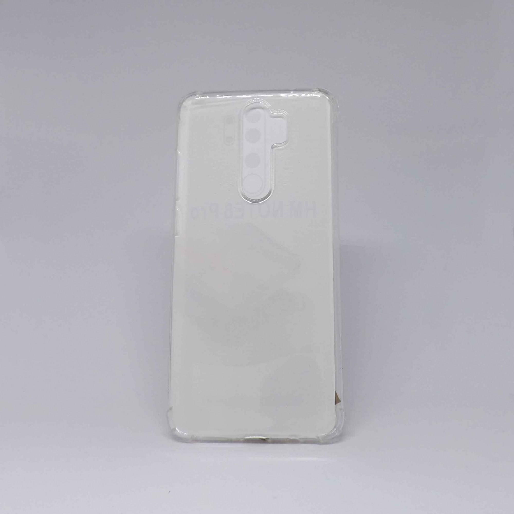 Capa Xiaomi Redmi Note 8 Pro Antiqueda transparente