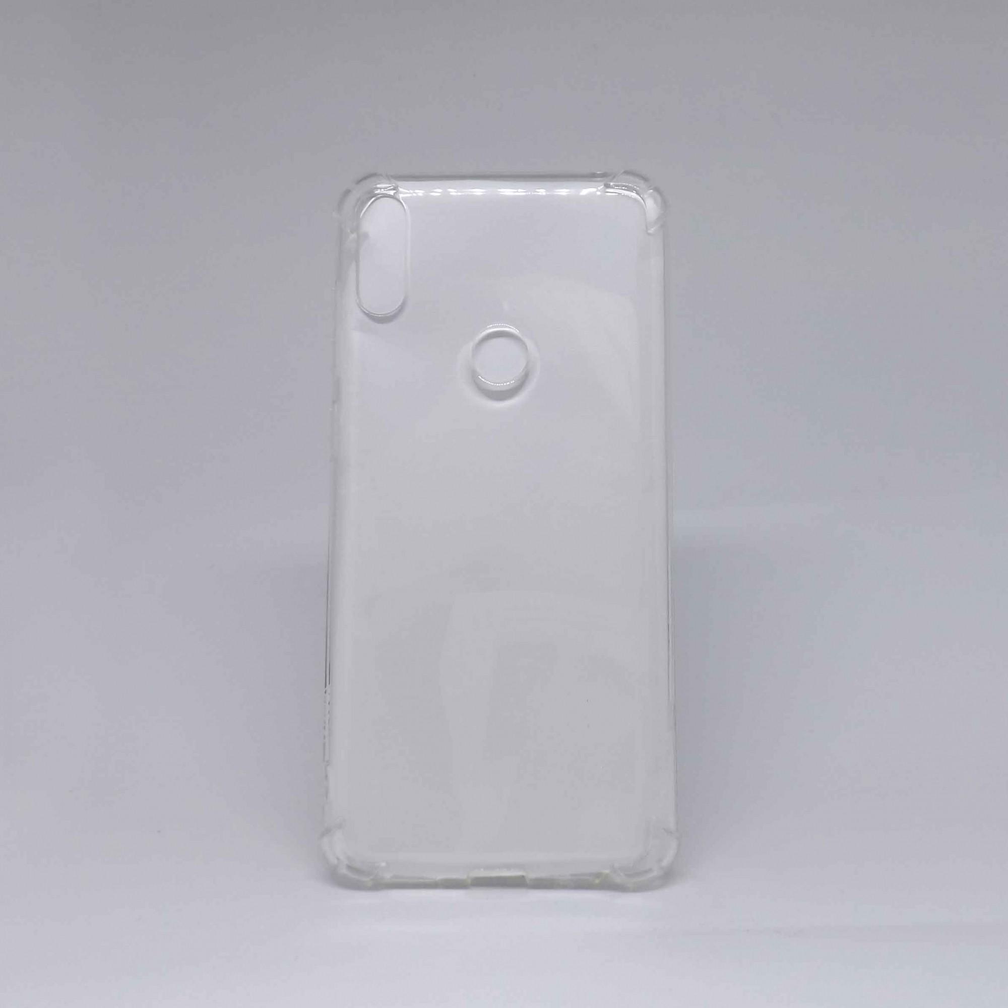 Capa Zenfone Max Pro ZB601 Antiqueda Transparente