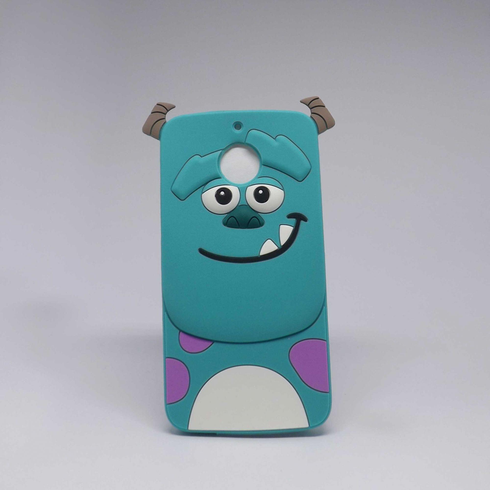 Capa Motorola Moto G5s Personagens - Sullivan