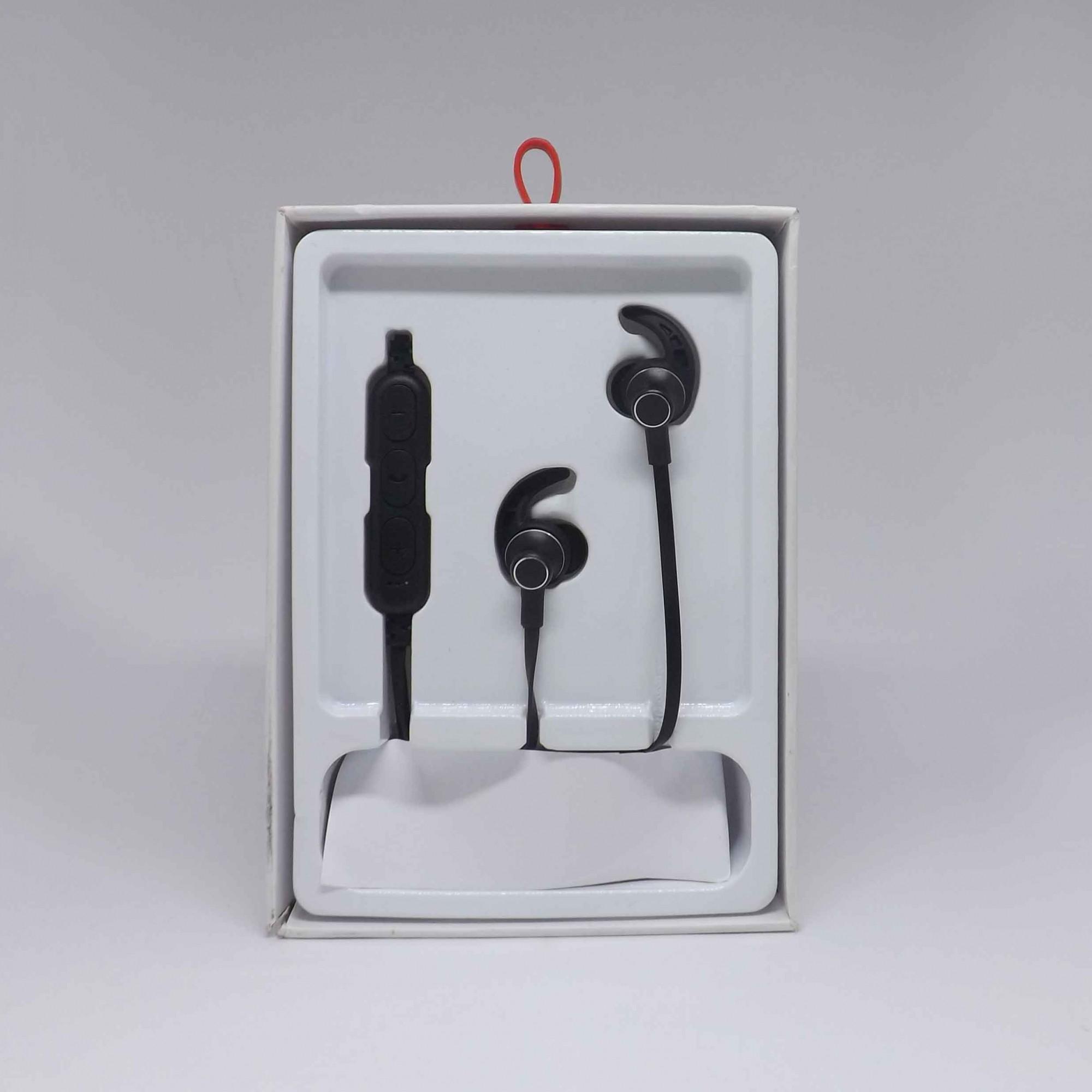 Fone Bt03 Necklace Preto - Cartão Memória e Bluetooth