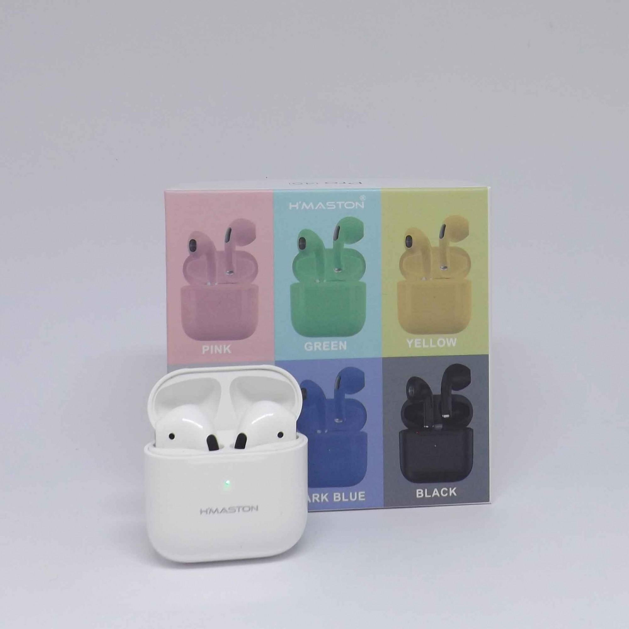Fone De Ouvido Bluetooth Tws Pro 4s Hmaston
