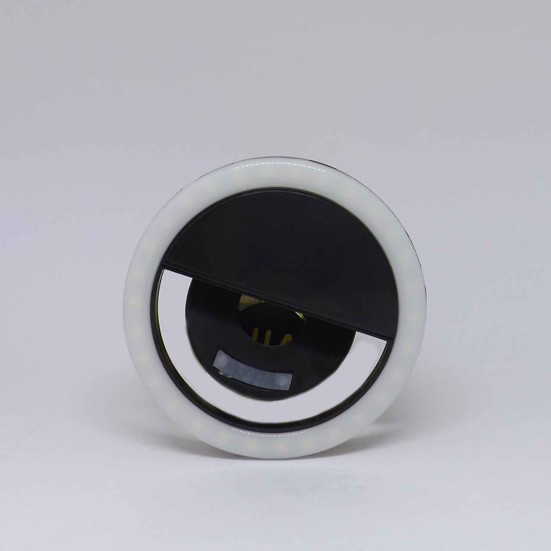 Luz Para Selfie Ring Light Flash para Celular Universal