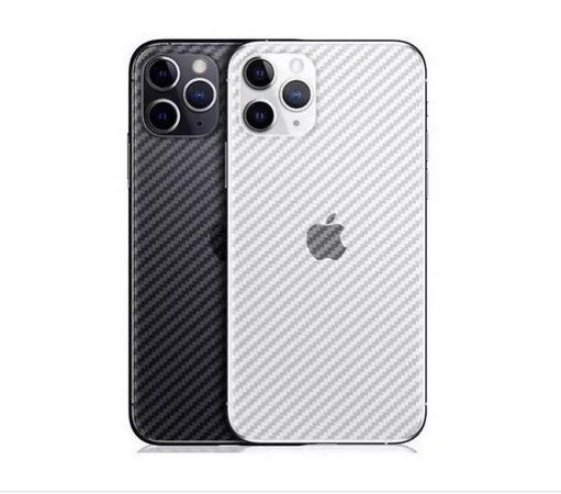 Película de Carbono Traseira iPhone 11 Pro Max