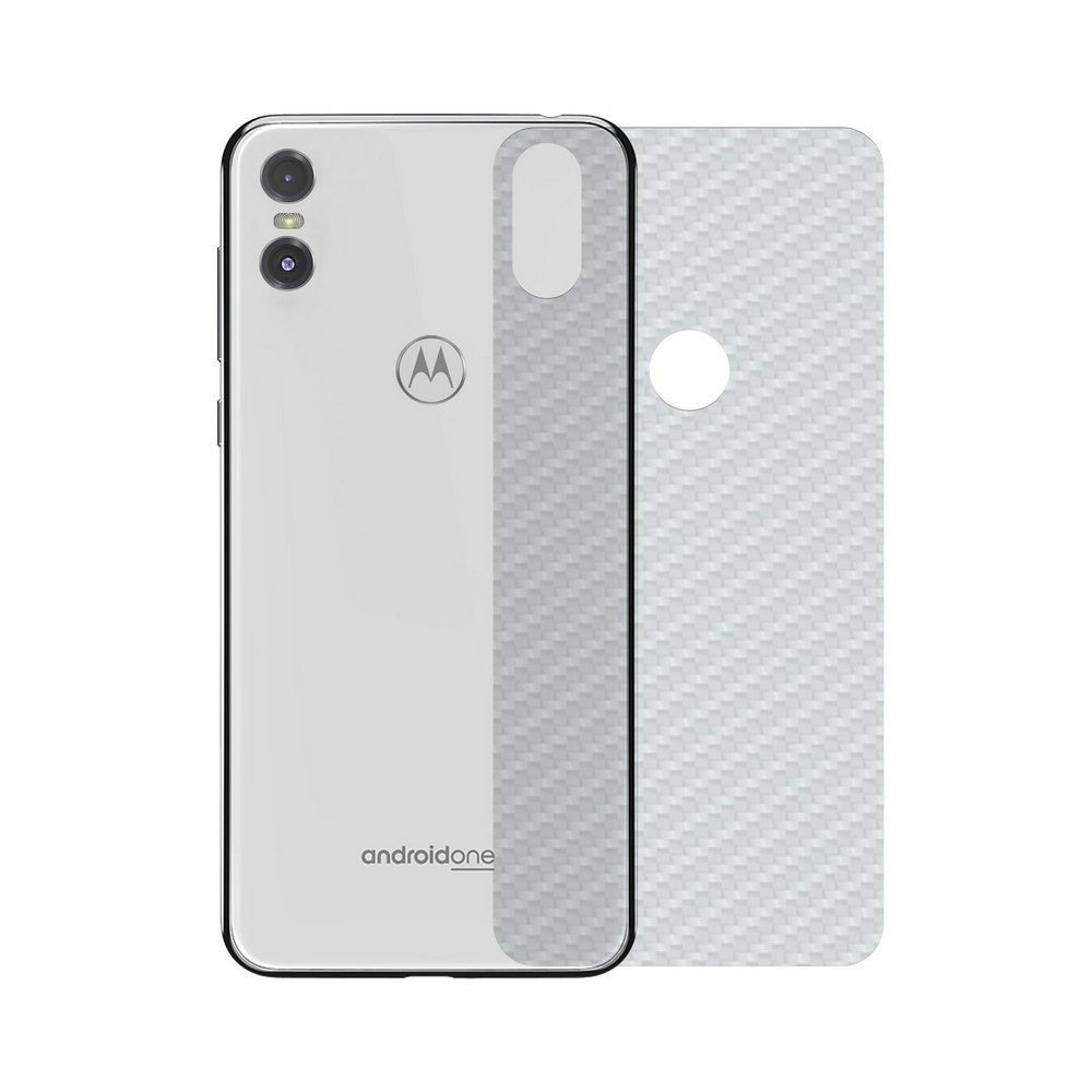 Película de Carbono Traseira Motorola One