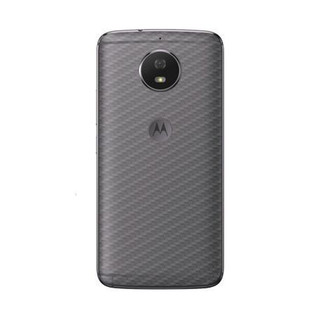 Película de Carbono Traseira para Motorola G5s
