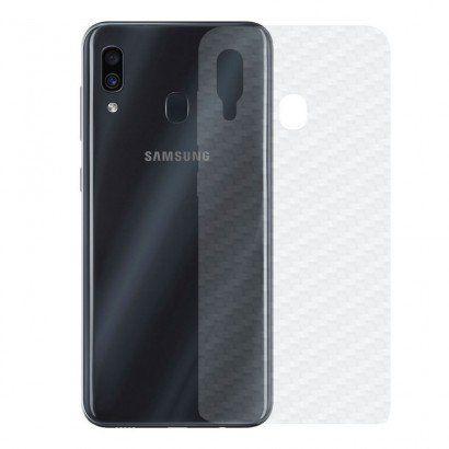 Película de Carbono Traseira Samsung A20/30