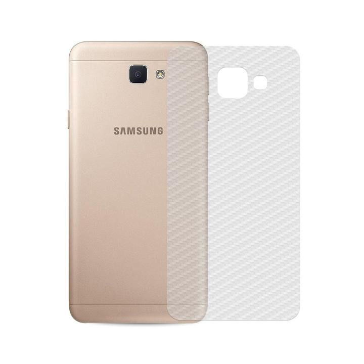 Película de Carbono Traseira Samsung Galaxy J5 Prime