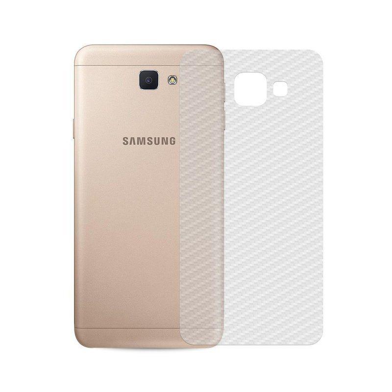 Película de Carbono Traseira  Samsung Galaxy J7 Prime