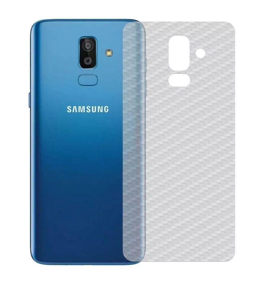 Película de Carbono Traseira Samsung Galaxy J8