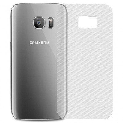 Película de Carbono Traseira Samsung Galaxy S7