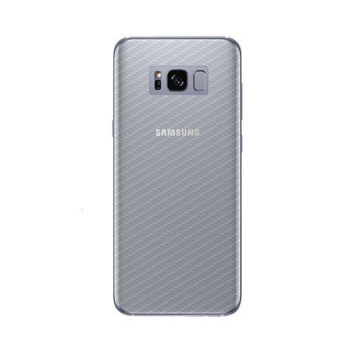 Película de Carbono Traseira Samsung Galaxy S8 Plus
