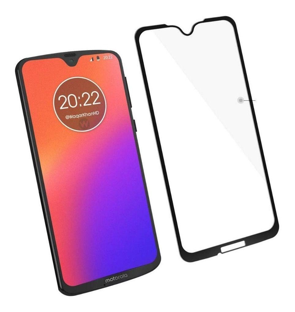 Película de Vidro 3D Motorola G7/G7 Plus