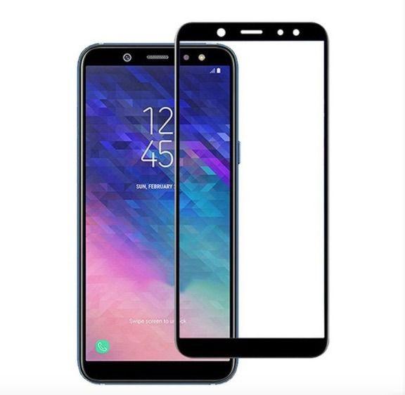 Película de Vidro 3D Samsung Galaxy J6 Plus