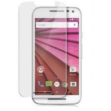 Película de Vidro Motorola G3