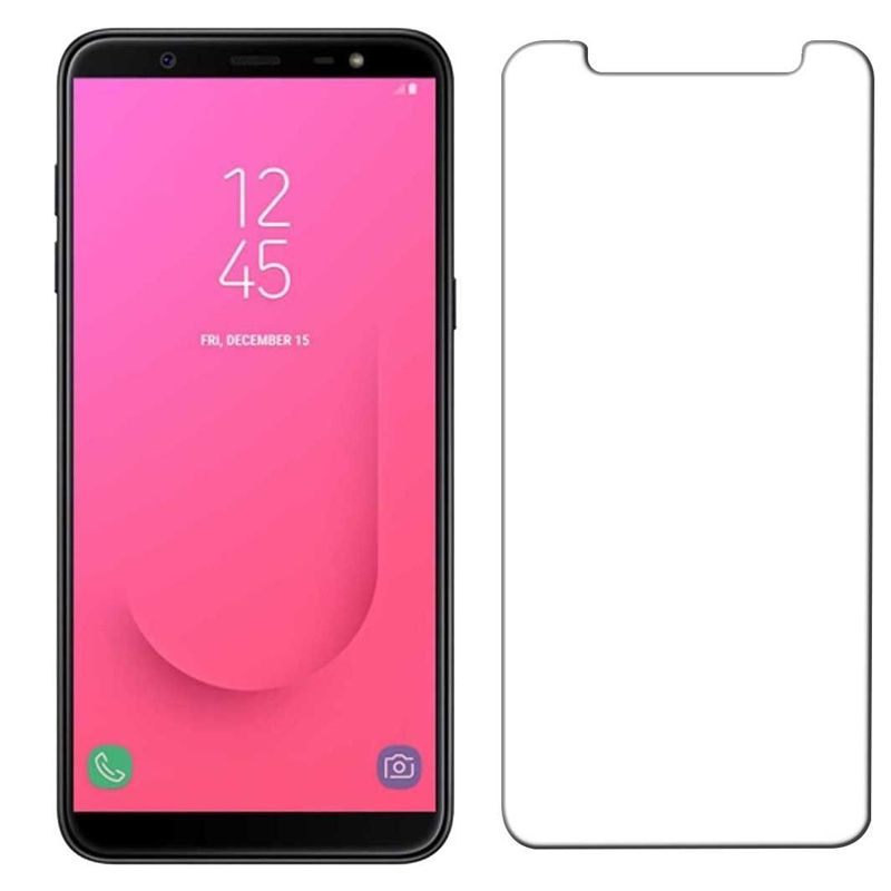 Película de Vidro Samsung Galaxy J6 Plus