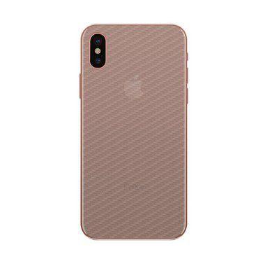 Pelicula Iphone X/Xs Carbono Traseira