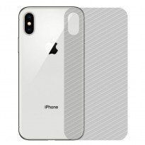 Pelicula Iphone Xs Max Carbono
