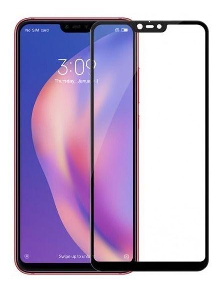 Película Vidro 3D Xiaomi Mi 8 Lite