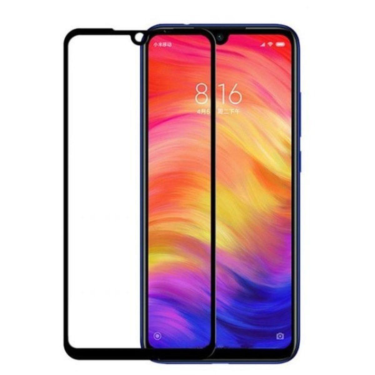 Película Vidro 5D Xiaomi Redmi Note 7