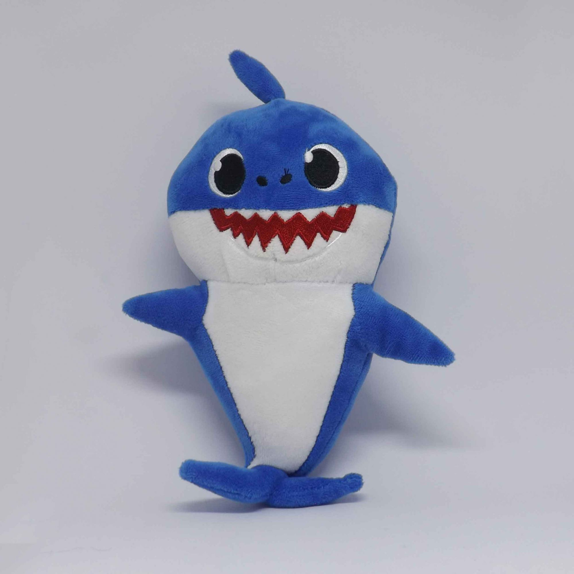 Pelúcia Baby Shark - Papai Tubarão