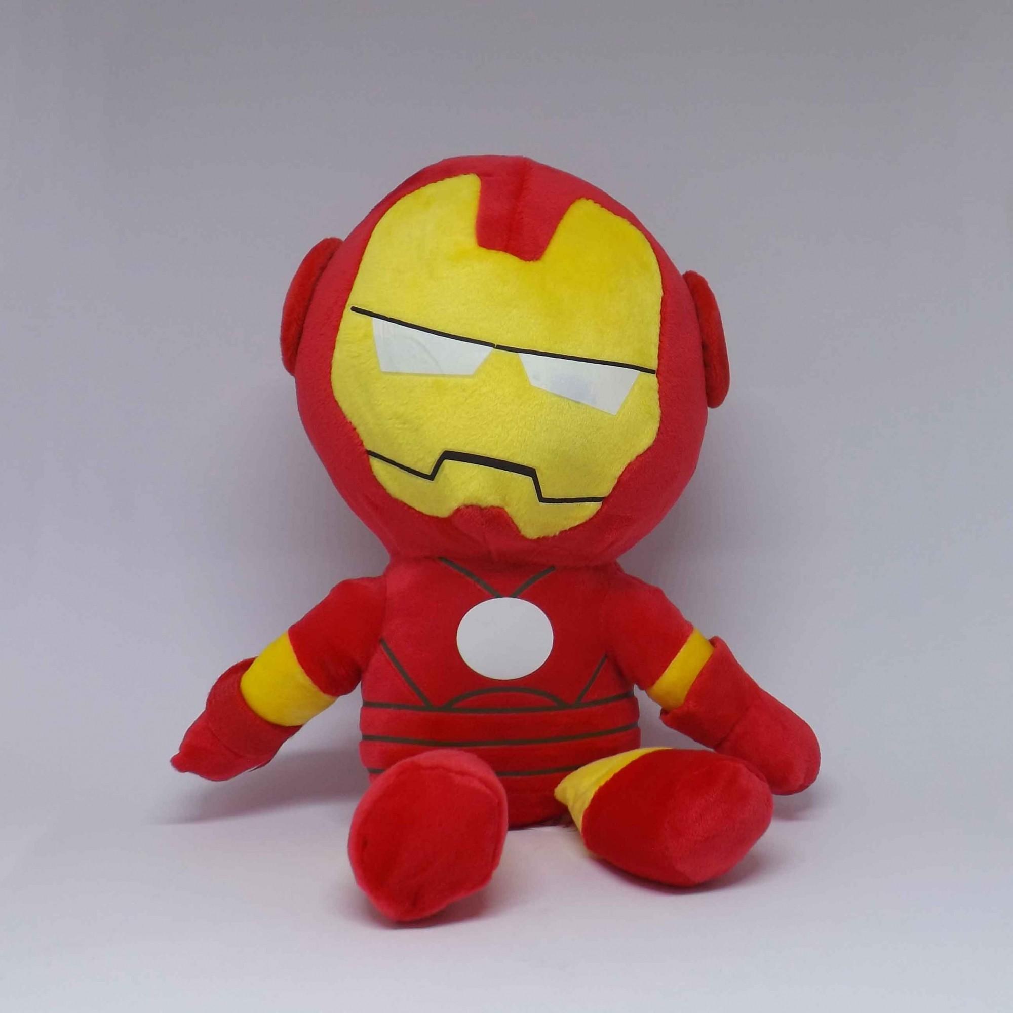 Pelúcia Homem de Ferro