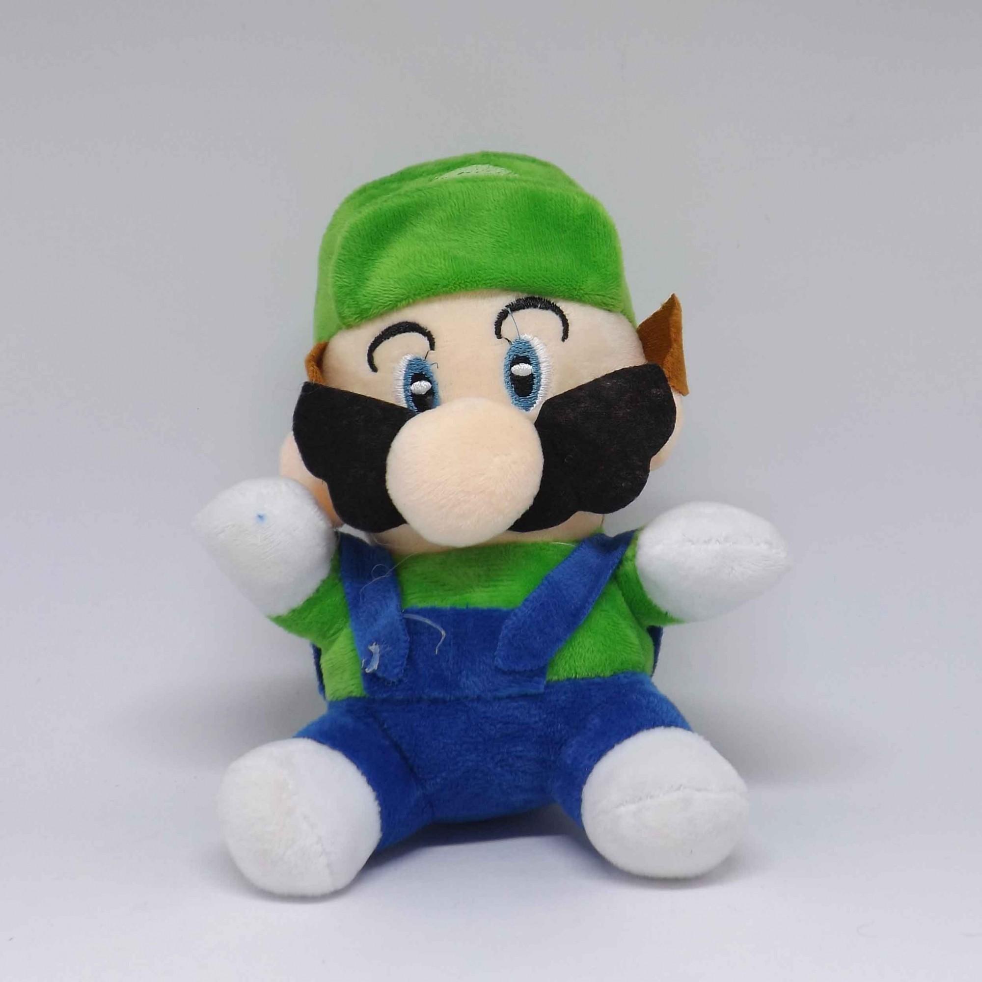 Pelúcia Luigi