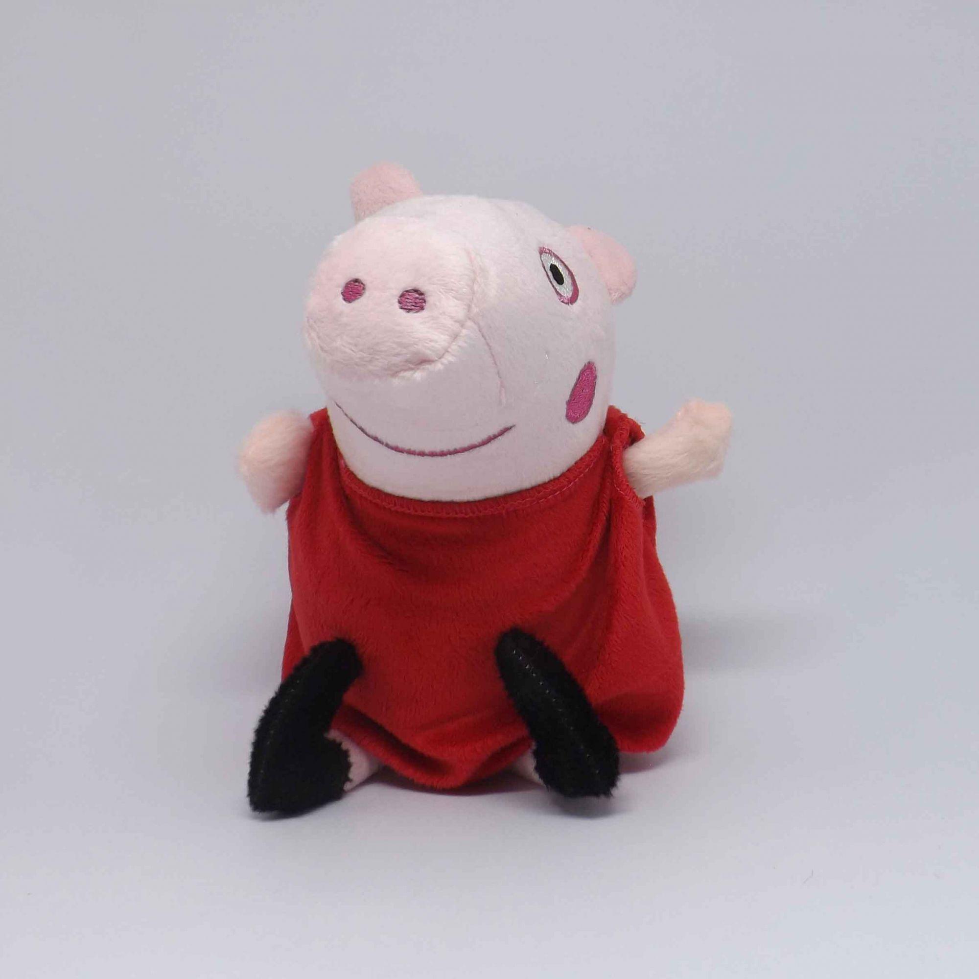 Pelúcia Peppa Pig
