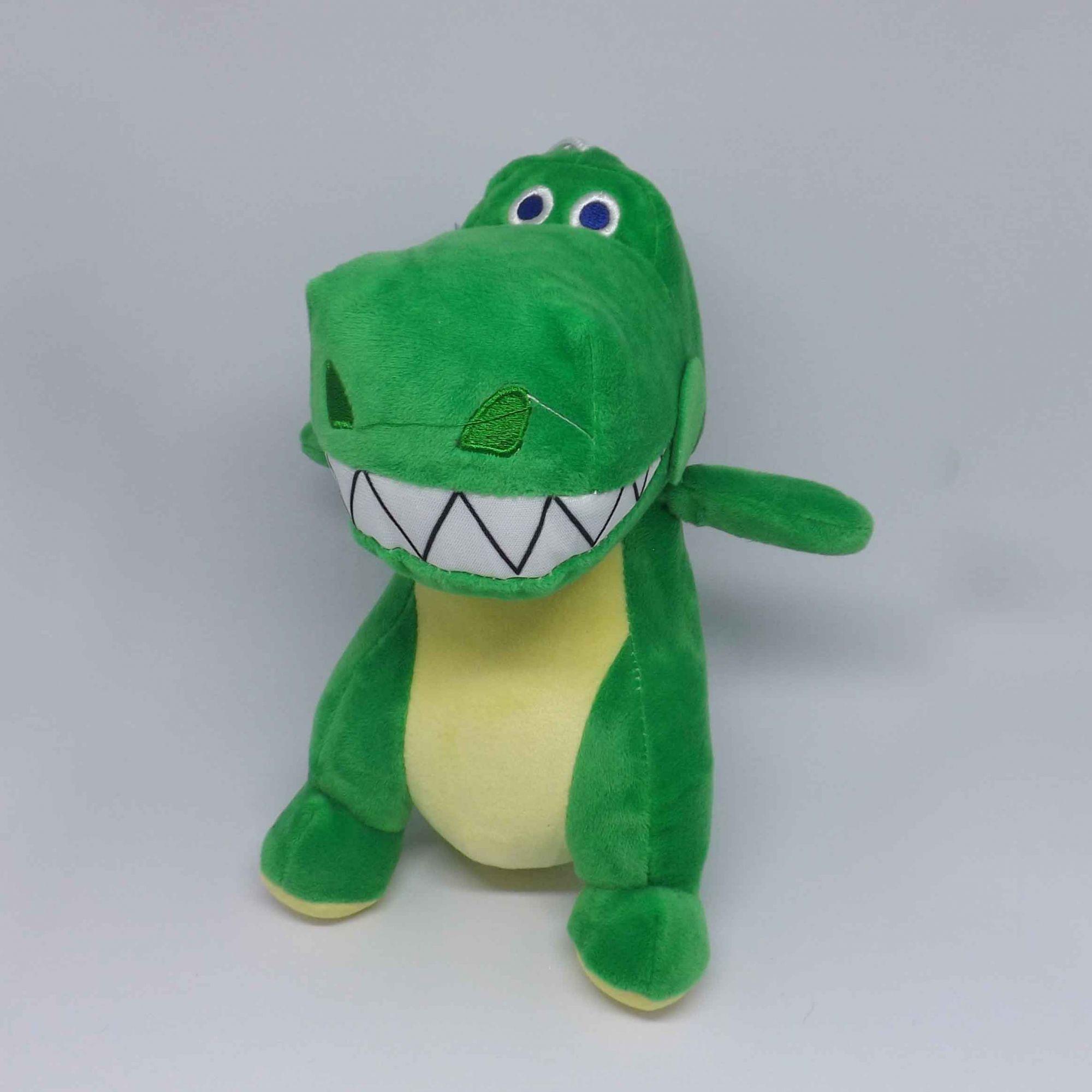 Pelúcia Toy Story - Rex
