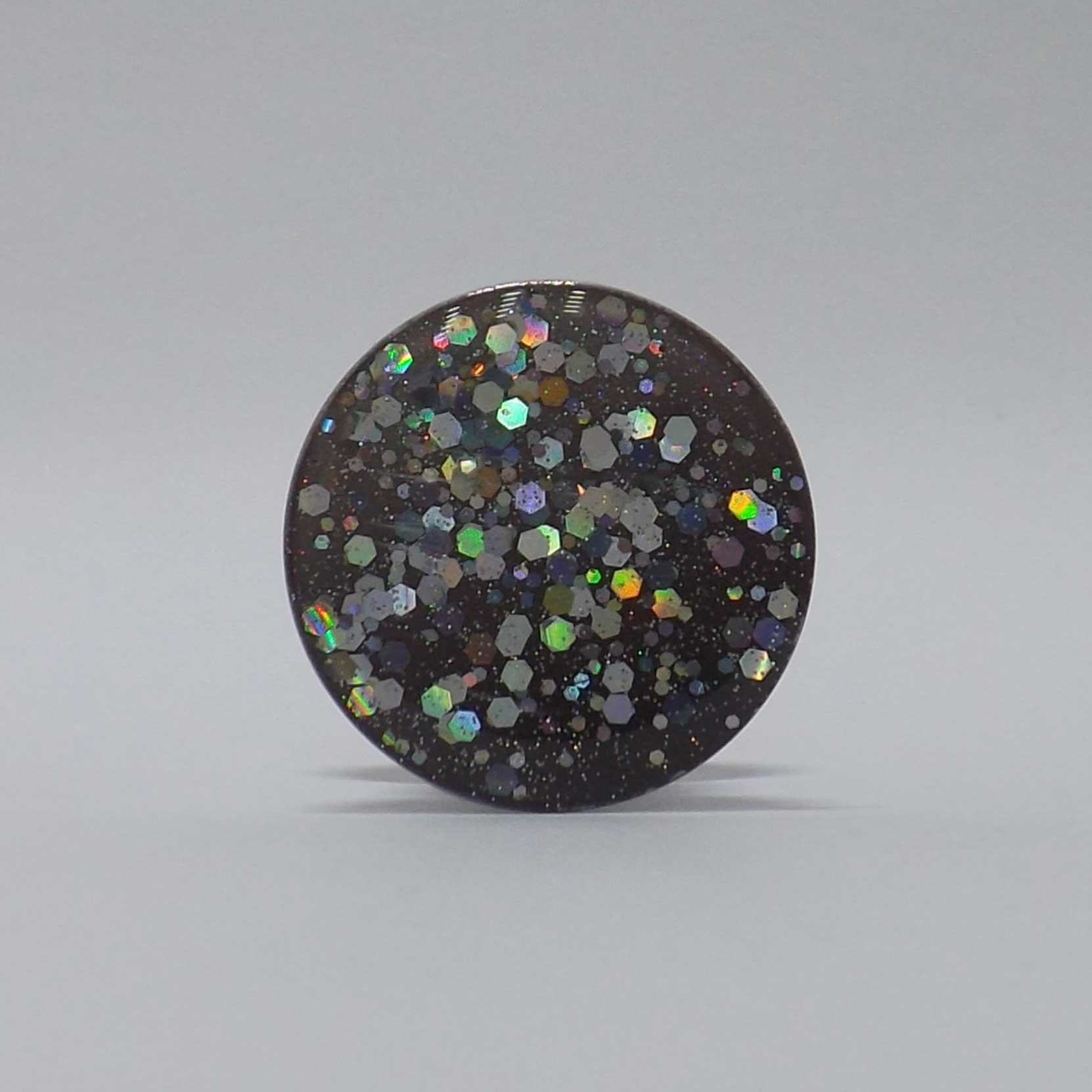 Pop Case Glitter Chumbo