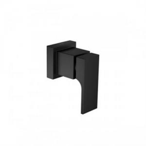 Acabamento Registro Unic Black Matte 4900.bl90.PQ.MT