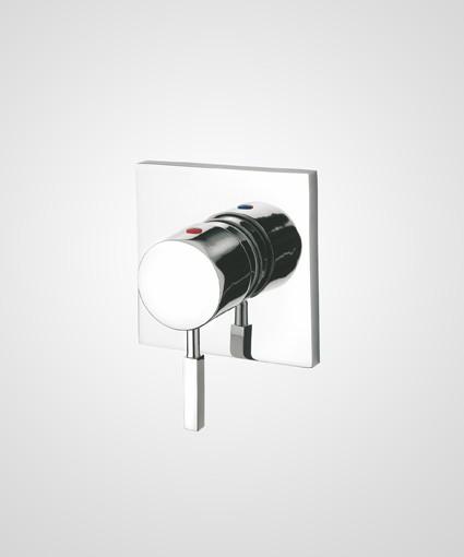 Acabamento Monocomando Quadra Chuveiro C80 Perflex 2516910