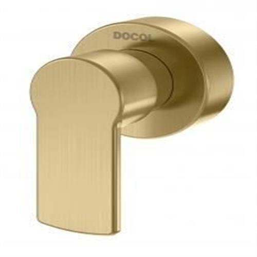 Acabamento Para Registro Base Deca 3/4 Argon Ouro Escovado 00873872