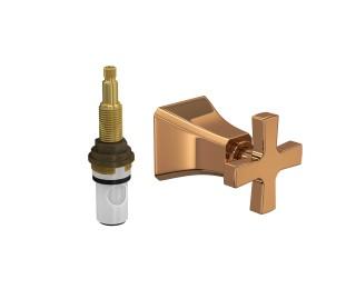 Acabamento Para Registro de Pressão Wish Red Gold 4916.GL.WSH.PQ.RD